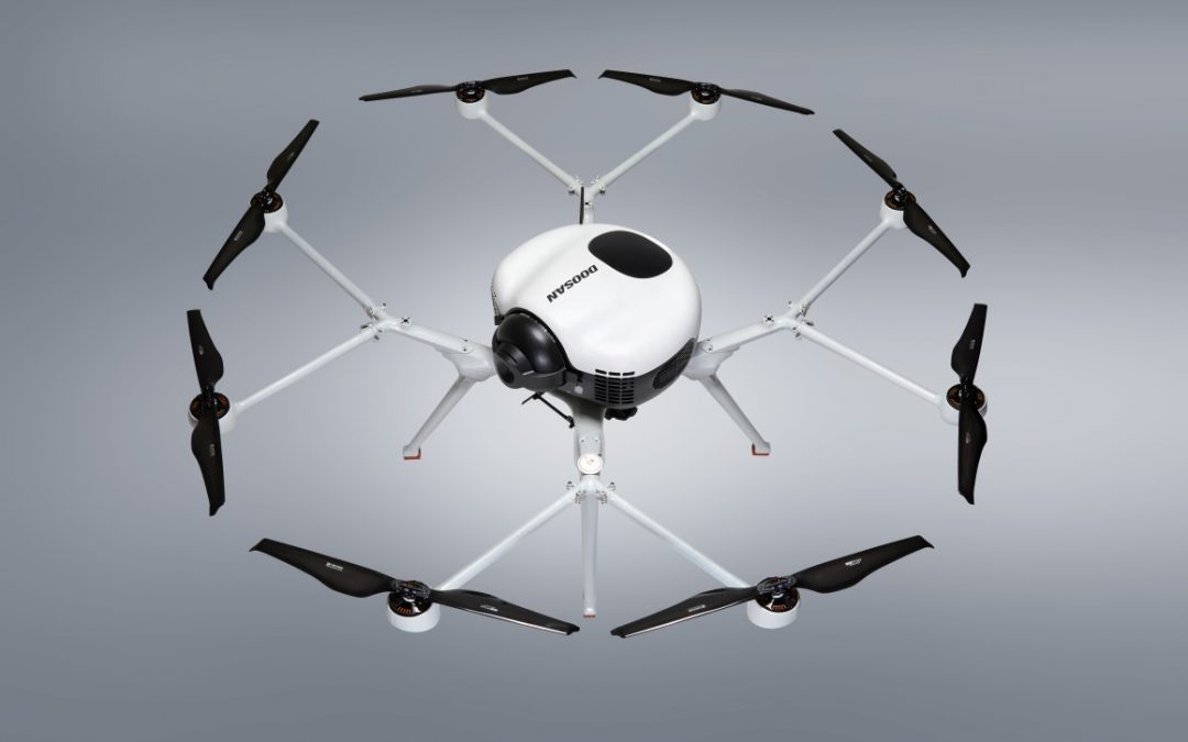 Fuel Cell Drone to Inspect pipelines – 50 Miles at a Time