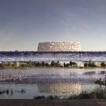 Mountainous Museum Complex to Rise Next to World's Longest Canal