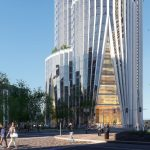 KPF Plans Energy-efficient Skyscraper For Boston's Waterfront