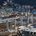 Engineers Working Around the Clock to Complete Genoa Bridge by Summer