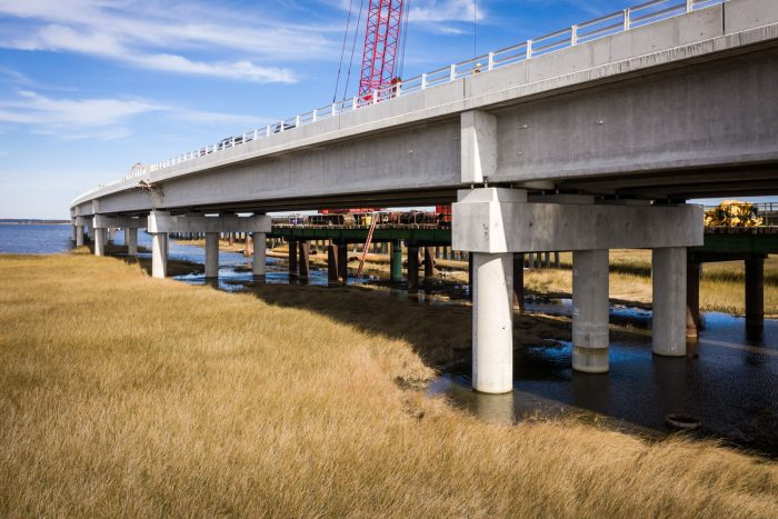 Marc Basnight Bridge Receives Several 2020 Design Awards