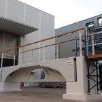 Japanese Contractor Taisei Builds Bridge Using 3D Printer