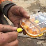 Wirelessly Monitor Concrete Curing with Maturix Smart Concrete Sensors