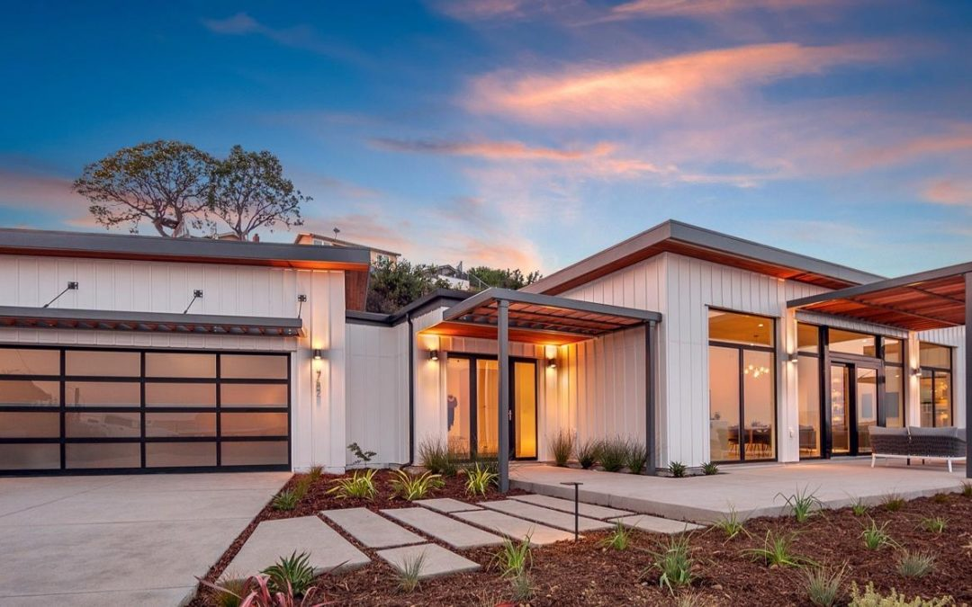 New Prefab Homes Never Need To Be Connected To The Grid