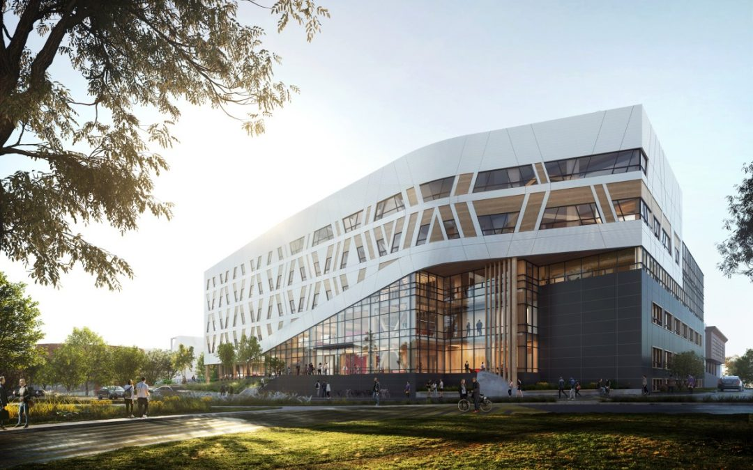 Zero Carbon, Timber College Building Offers Lesson in Sustainability