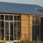 ساخت خانه سازگار با محیط زیست با کنف و صمغ