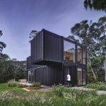 Shipping Containers Turned Into Vacation Home For Family of Five