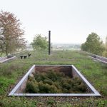 Green-roof Family Home Vanishes into the Landscape