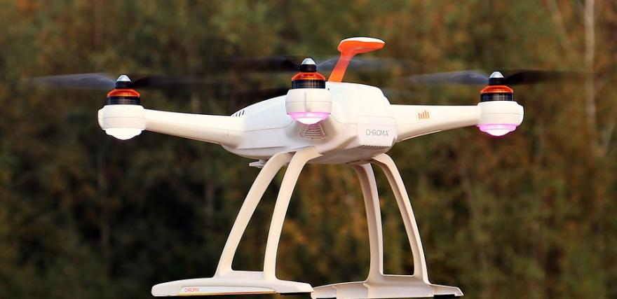 The Future of Drones and Where the Market Currently Stands