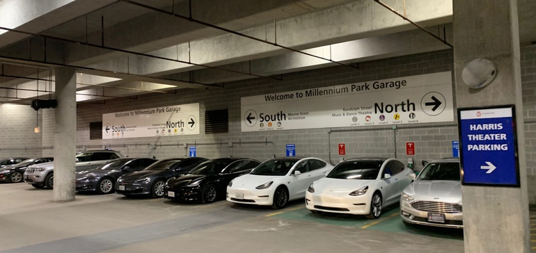 The largest US Parking Facility is Transforming into an Innovation Lab
