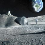 Astronaut Urine to Build Moon Bases