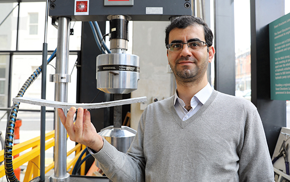 Bendable, Safe, Long-lasting and Green Cement-free Concrete Developed at Swinburne