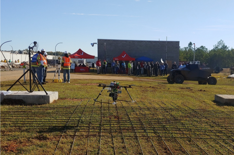 SkyMul is a Rebar-tying Drone Designed to Eliminate Grunt Work for Faster, Safer Placement