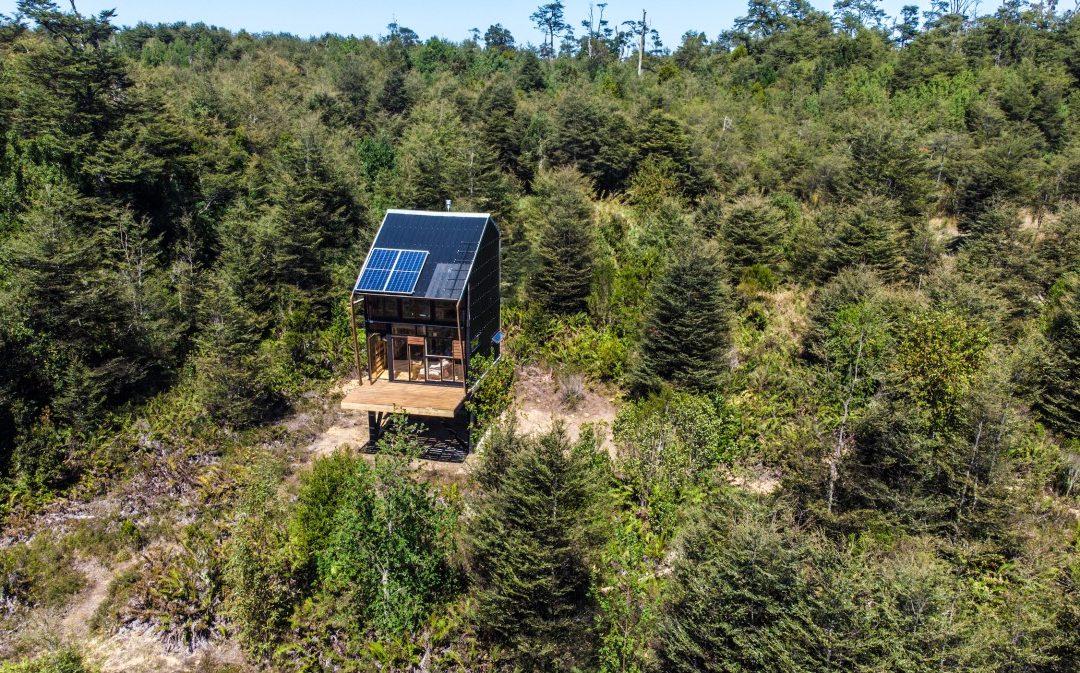 ZeroCabin Offers Rustic Off-grid Living in Kit Form