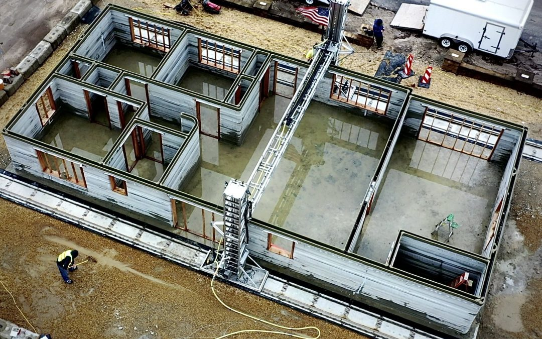 Polish Researchers Explore Automation For 3D Printed Building