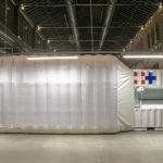 Shipping Container ICU Moves From Drawing Board to Hospital in Weeks