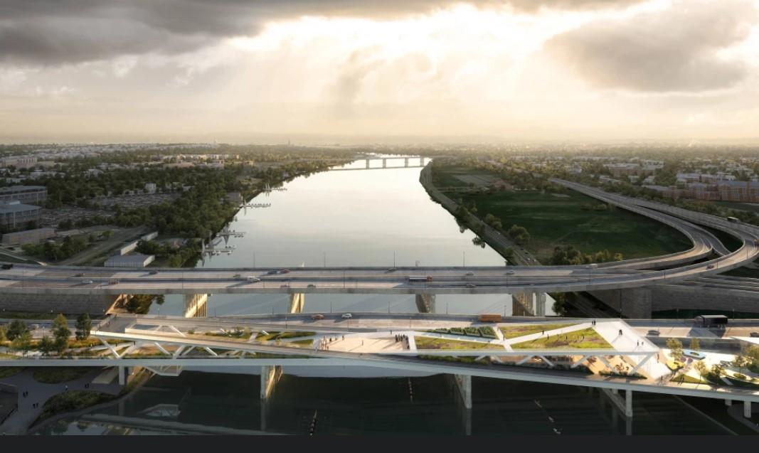 Washington DC Bridge Will Be a Walk in the Park