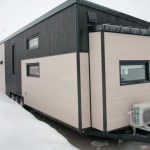 Cold Weather-ready Tiny House is Fit for a Family of Four