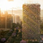 Green Building Would Add 30,000 Plants & Trees to Cityscane