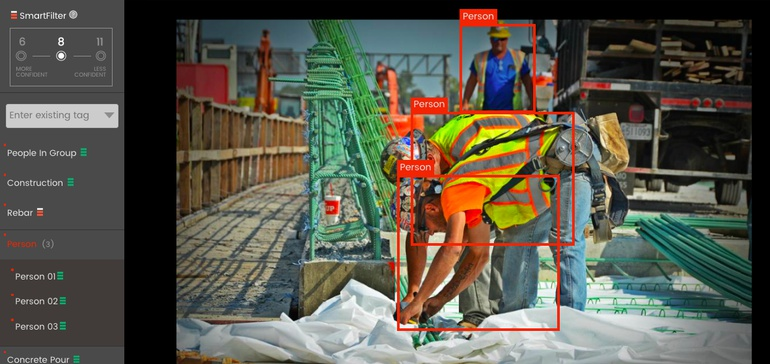 AI app Debuted to Track Jobsite Social Distancing Practices