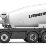 Holcim Flagship Books First Liebherr Electric Mixer Truck Order