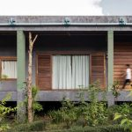 Bamboo and Concrete Builds TOUCH Architect's Sustainable 'Tree Villa' in Thailand
