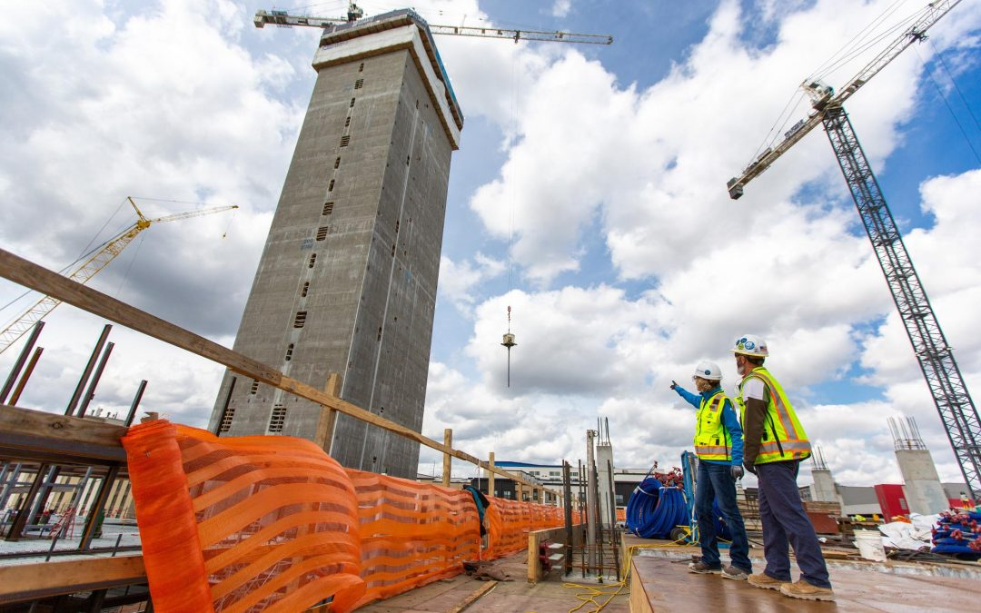 Thyssenkrupp Elevator Builds US Test Tower