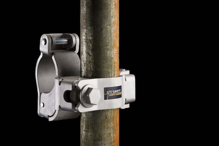 Couple up: How 3D Printing Helped to Enable a New Scaffold Coupler Design