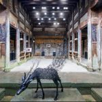 Abandoned Chinese Village Transformed into Art Center