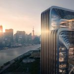 "Zaha Hadid Architects Plans ""Shanghai's Greenest Building"
