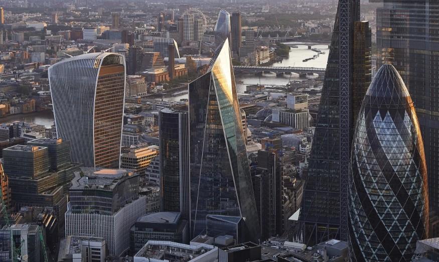 City of London's Scalpel skyscraper Cuts a Fine Figure