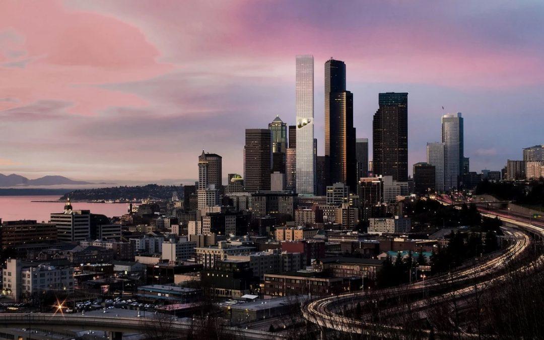 Supertall Skyscraper Would put a Pocket Park Halfway up