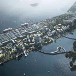 NBBJ Plans Midtown Manhattan-sized Sustainable Neighborhood