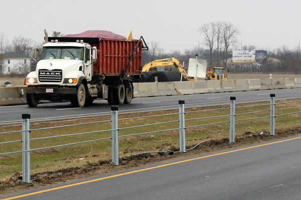 StudyShows Ohio Freeway Median Cable Barriers Stop Vehicles from Crashing into Oncoming Traffic
