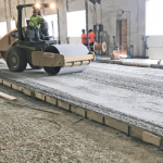 Prepping, Placing & Finishing Medium to Large Concrete Slab on Grade