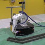 Mobile Robotic System 3D Prints Single-Piece Concrete Structures