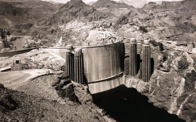 Hoover Dam Marks 85th Anniversary of Final Concrete Pour