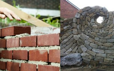 Advantages and Disadvantages of Brick Masonry Over Stone Masonry