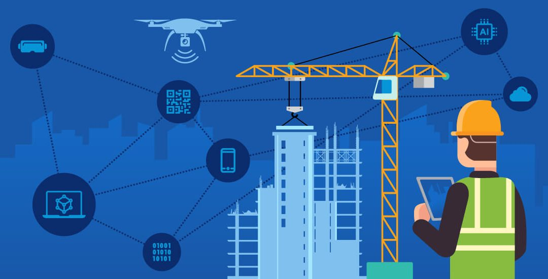 Start Your Digital Construction Journey: A Transformation Road Map [Infographic]