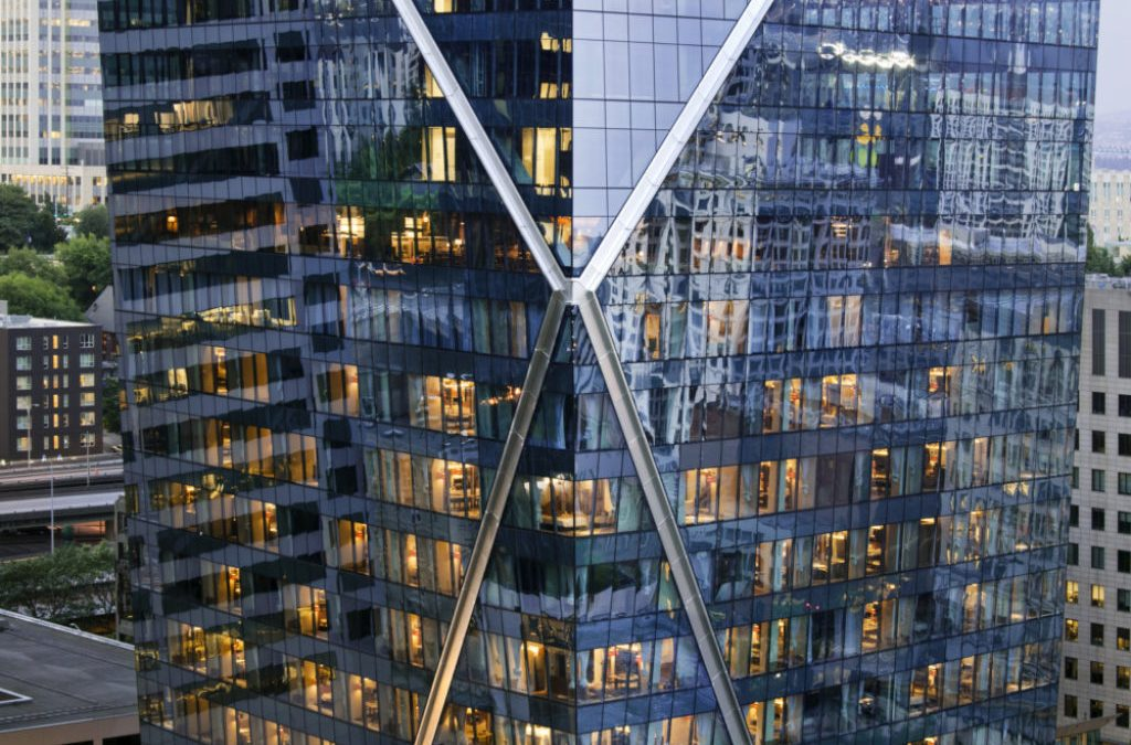 A New Class of U.S. Towers Celebrate structural Lines While Pushing Technological Boundaries