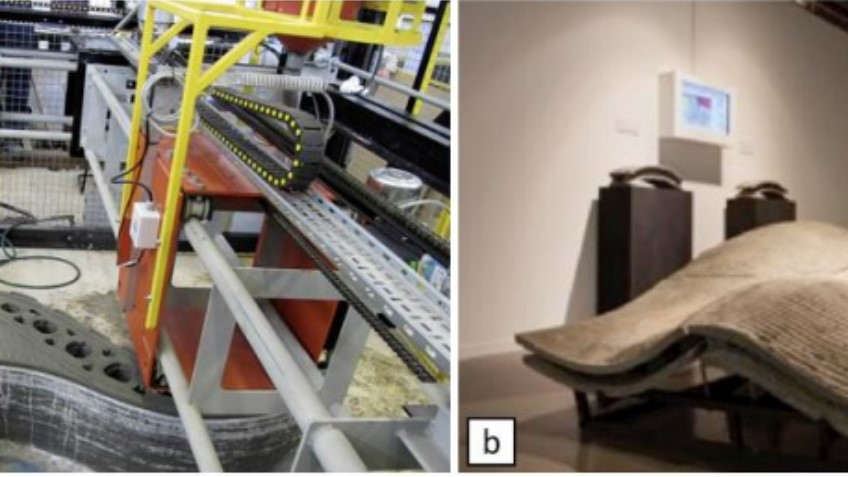 Nanyang Technological University: Processes & Materials in Large Scale Concrete Printing