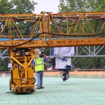 Robot Assists Construction Workers On Hampden Twp. Bridge Project