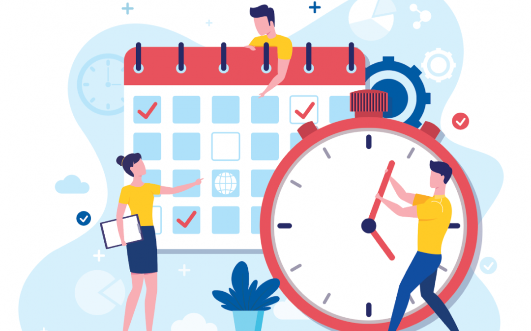 Simply 805: Three Important Criteria for Managing Time