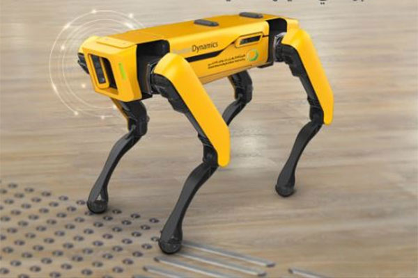 Dewa Deploys Four-legged Robots in Internal Ops