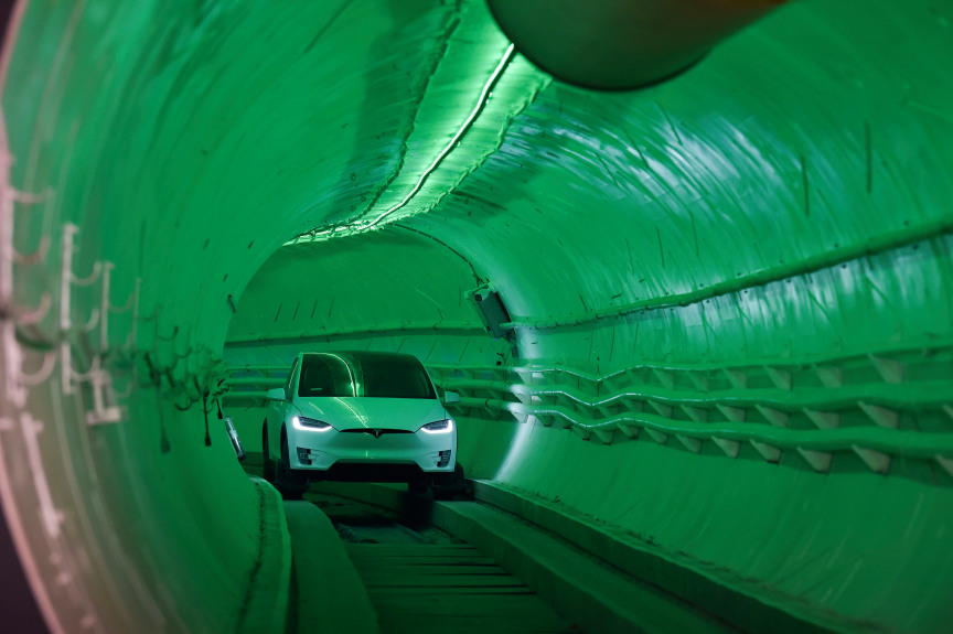 Tesla Tunnels, Driverless Mini-trains? San Jose Explores New Public Transit to Airport and Beyond