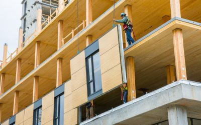 Wooden Skyscrapers Could Transform Construction by Trapping Carbon Emissions