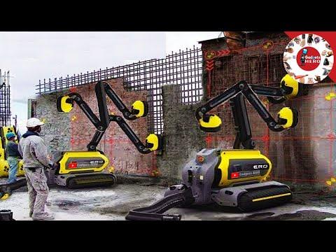 Top 10 New Latest Best Amazing Construction Machines