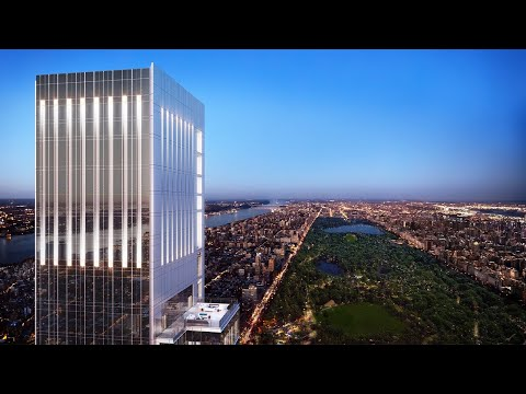 World's Tallest Residential Building; Building New York's $200M Apartment