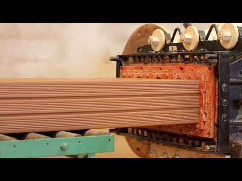 Incredible Modern Automatic Brick Production Line Machines
