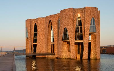 Brick Architectural Designs that Pay Homage To The Past While Inspiring The Future